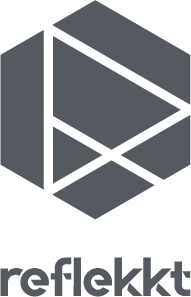 """Hexagon mit Linien in Form eines """"R"""" #Projekte"""