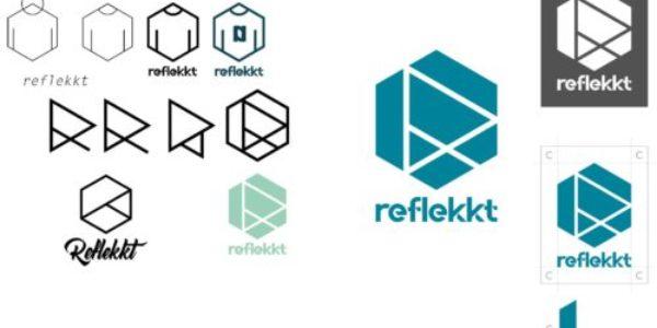 Verschiedene Designansätze für das Logo